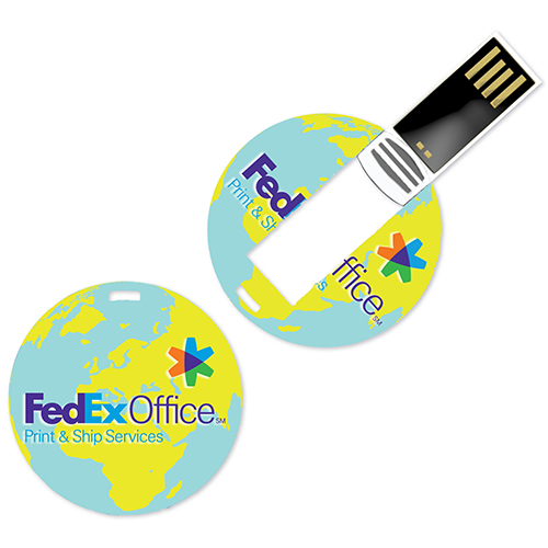 Promotional-Products-Round-Shape-Card-USB-Flash-Drive-USB-Memory