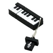 nice-design-piano-shape-pvc-usb-flash-drive