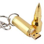 metal bullet usb flash drive