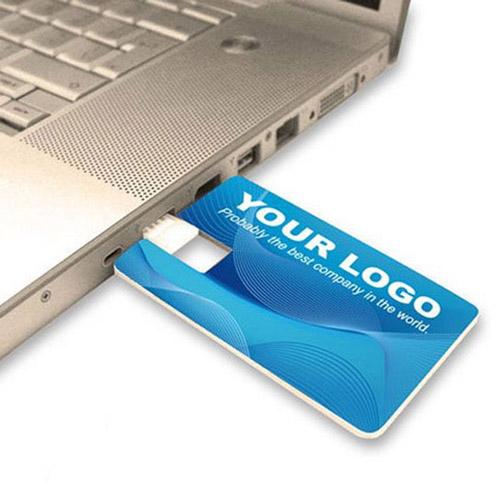 sticker credit card usb flash drive