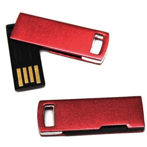MINI swivel usb flash drive