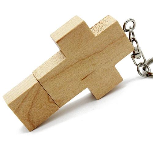 JASTER-Brand-Wooden-cross-pen-drive-pendrive-4GB-8GB-16gb-32gb-natural-wood-Usb-Flash-Drive