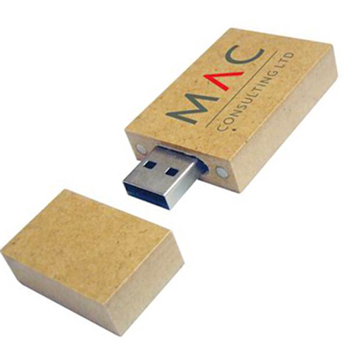 Rectangular-Shape-Recycled-Paper-USB-Pen-Drive
