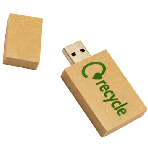 Recycled-Paper-USB-Flash-Drive