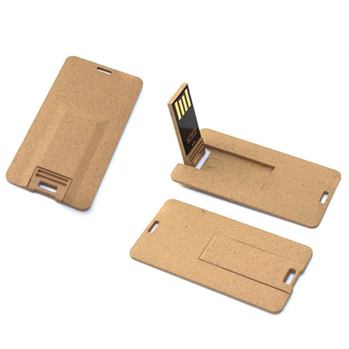 RECYCLING CARD USB DRIVE
