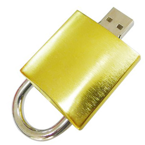 Lock usb flash drive