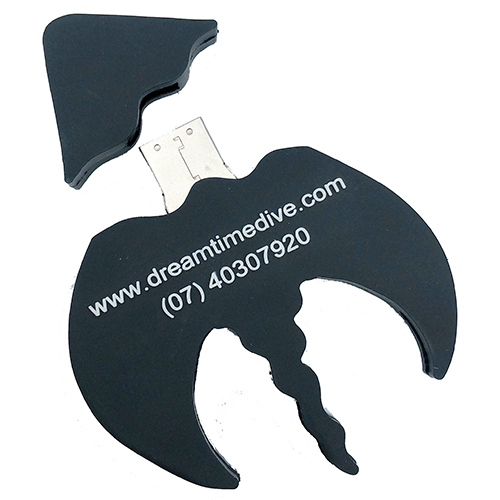 PVC USB FLASH DRIVE