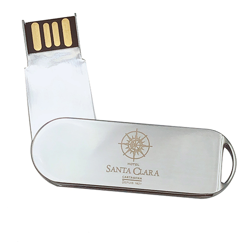 MINI SWIVEL USB FLASH MEMORY